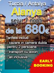 Turcia - Antalya - Alanya